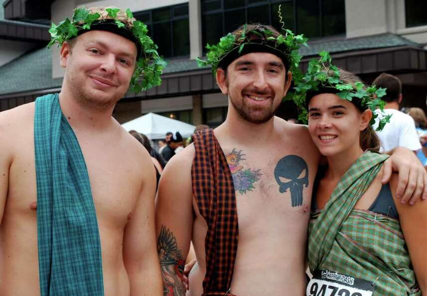 Were you seen at Windham Mountain's Warrior Dash?