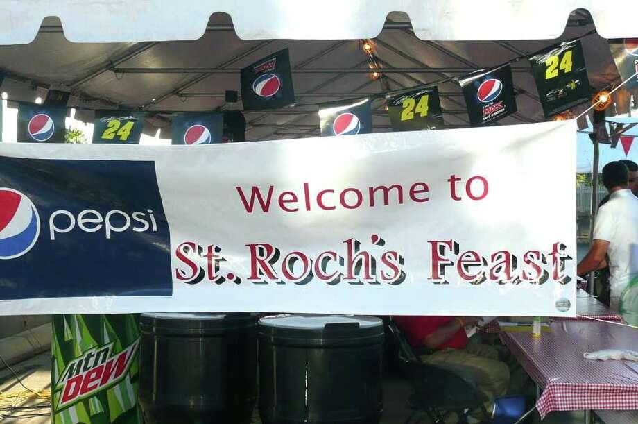 2011 Feast of St. Roch Church Greenwich August 3-6 Photo: Anne W. Semmes