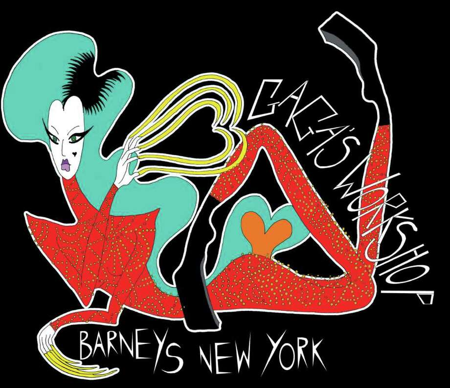 In this image released by Barneys New York, artwork is shown from the Barneys New York and Lady Gaga Holiday Campaign. The singer and her team are going to reinterpret Santa's workshop and put it on display at Barneys. She'll get an entire floor and take over the coveted windows starting in mid-November at the retailer's flagship Madison Avenue store, Mark Lee, Barneys CEO, announced Monday, Aug. 15, 2011. (AP Photo/PRNewsFoto, Barneys New York) Photo: Anonymous