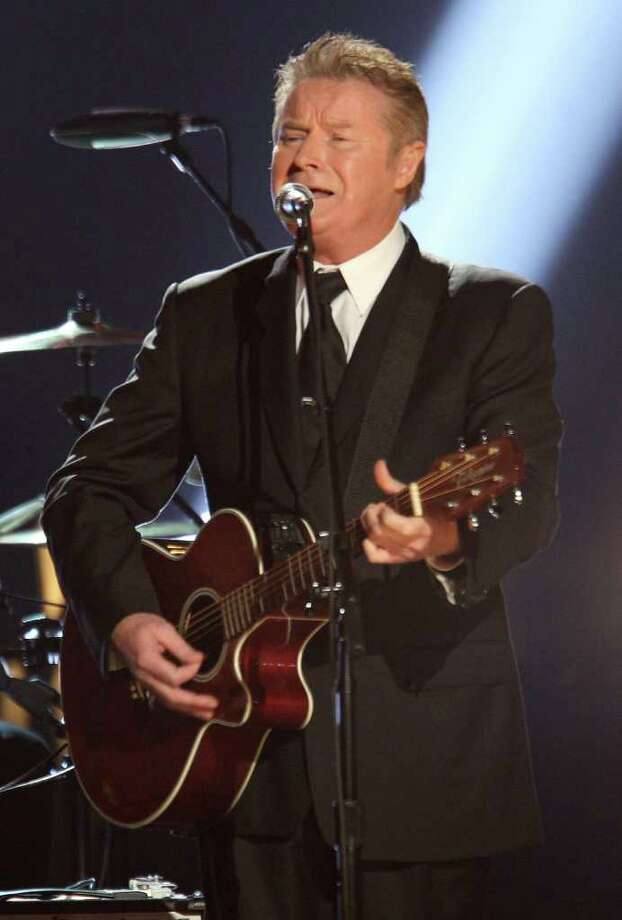 NASHVILLE, TN - NOVEMBER 12:  Singer Don Henley of The Eagles performs on stage during the 42nd Annual CMA Awards at the Sommet Center on November 12, 2008 in Nashville, Tennessee.  (Photo by Scott Gries/Getty Images) Photo: Scott Gries, Staff / Getty Images North America