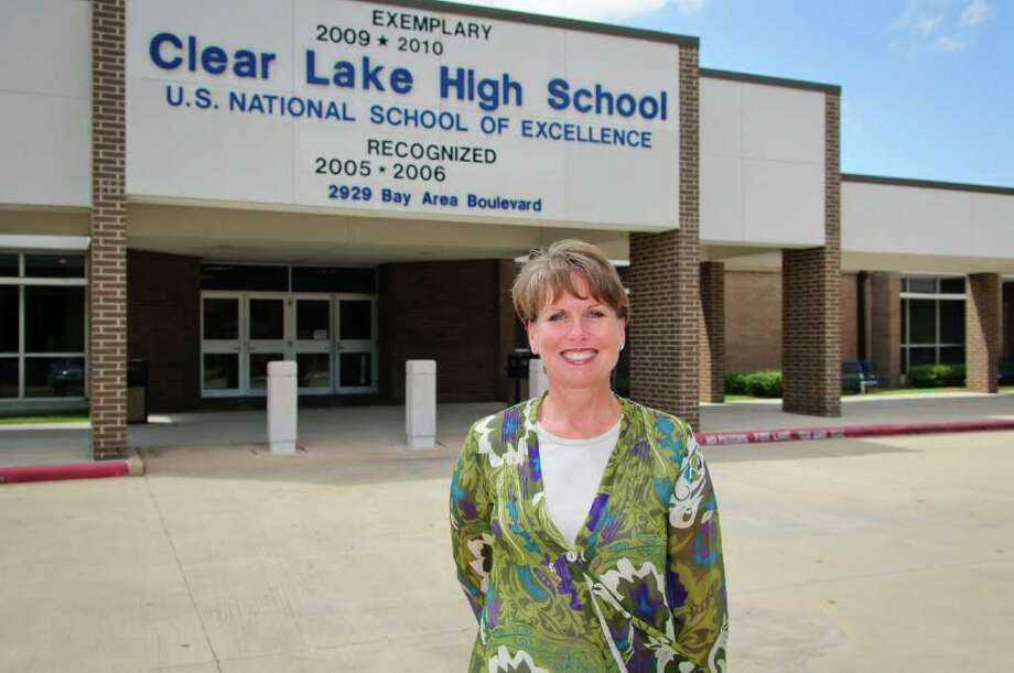 The new principals in Clear Creek ISD, featuring Debra Dixon, who has taken the reigns of Clear lake High School. Photo: Kim Christensen, Freelance / ©Kim Christensen