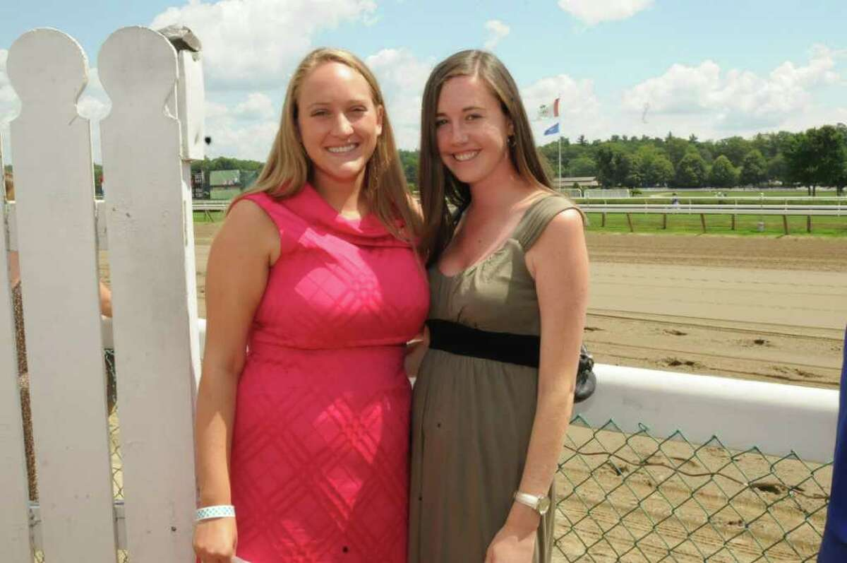 Were you Seen at the Siena College Day at the Races?