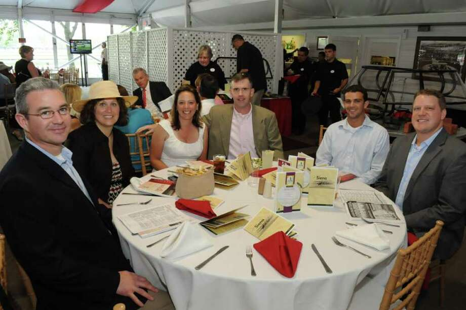 Were you Seen at the Siena College Day at the Races? Photo: Siena College Communications Office