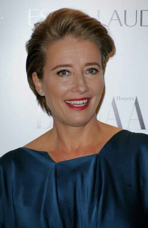 """Outstanding Lead Actress In A Miniseries Or A Movie 2012Emma Thompson as She """"The Song Of Lunch (Masterpiece"""" Photo: Ian Gavan, Stringer / Getty Images Europe"""