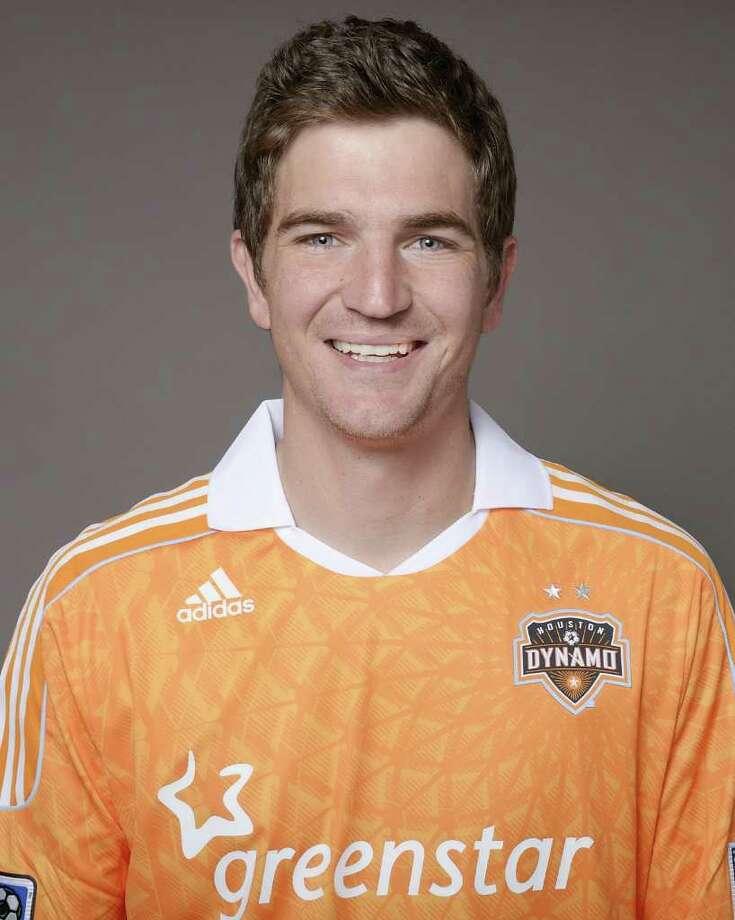 Bobby Boswell Houston Dynamo  2011 MLS photo