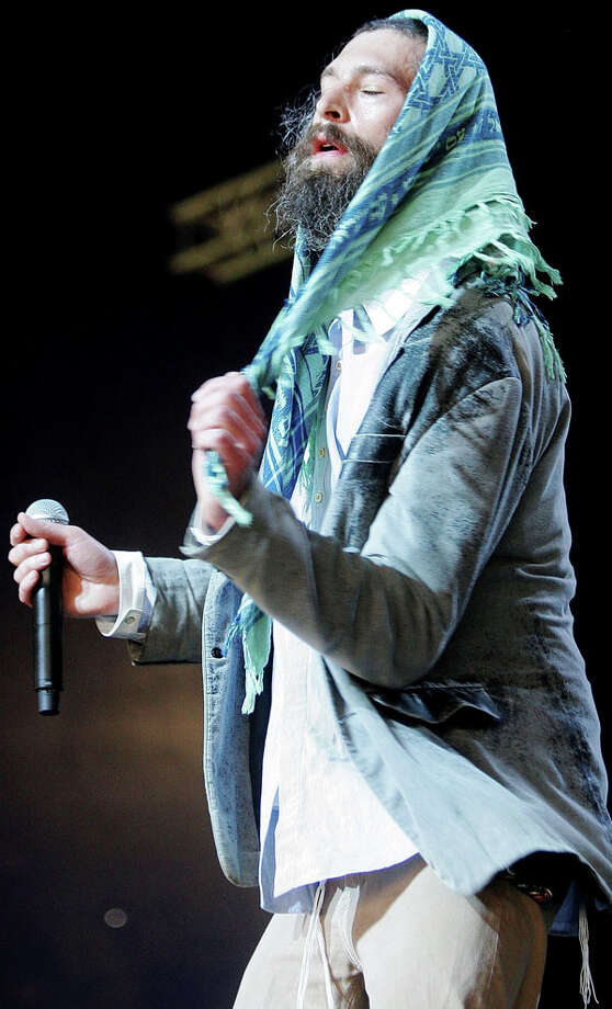 "Matisyahu is known for uplifting, often spiritual hip-hop and electronic rock-in-fused reggae. But he also has a humorous side, which he expresses through ""silly little videos"" and Facebook messages that fans can see. COURTESY GETTY IMAGES"