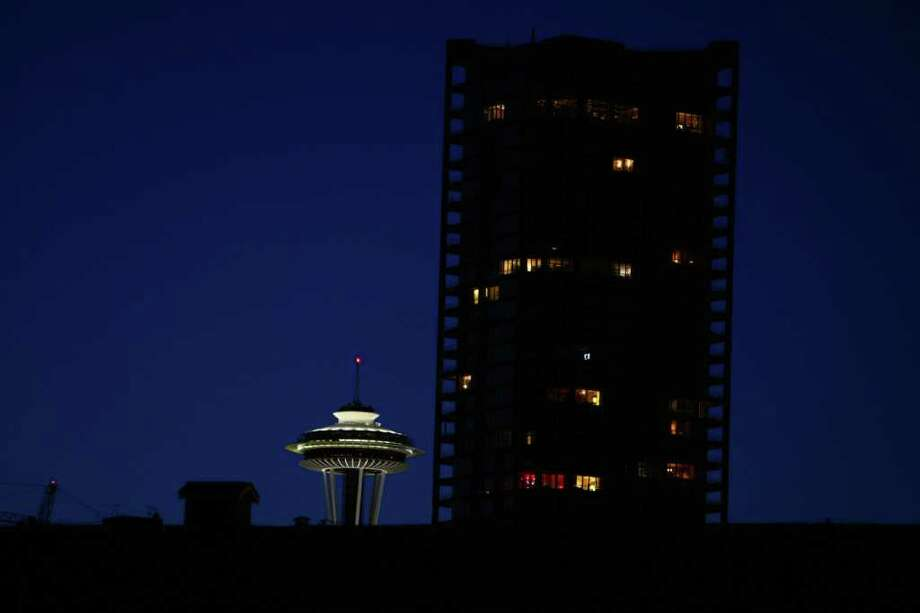 14. Seattle: Renting is 74 percent of the cost of owning, above the historical level of 55 percent and the tipping point of 60 percent. Photo: JOSHUA TRUJILLO / SEATTLEPI.COM