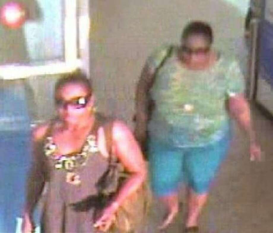 Police in Richmond are asking for the public's help identifying these two women. Photo: Richmond PD