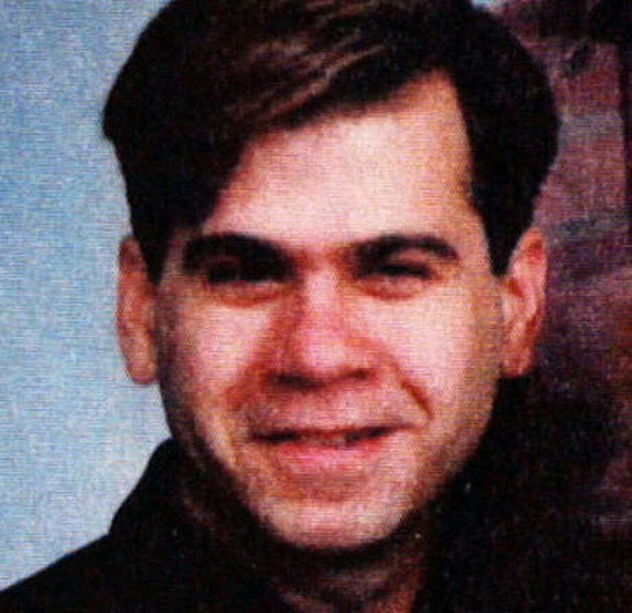 Paul Broussard, 27, was killed in Montrose in 1991. Photo: Family Photo