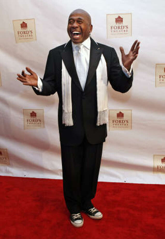 Ben Vereen is eager to tackle a new role as guest artist in Musical Theatre of Houston's staging of Jesus Christ Superstar. He'll play Pontius Pilate. Photo: Jacquelyn Martin :, AP