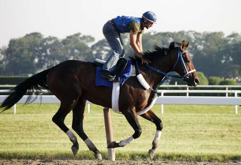 Isn't He Perfect's jockey, Raj Maragh, earned a suspension in a showing of horse racing's disregard for reputations when deciding punishment. Photo: Mark Lennihan, Associated Press