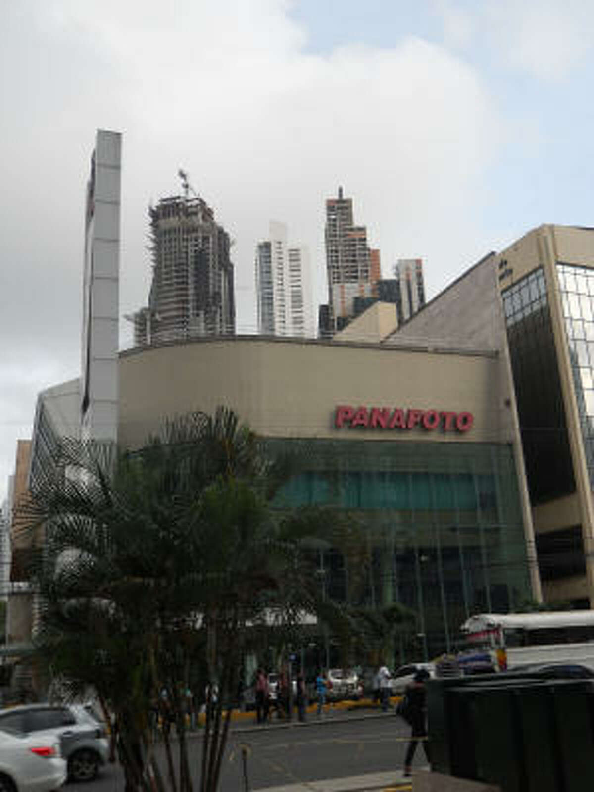 Panama City is amid a boom as condominium towers and office buildings go up. Panama and Houston traded $1.7 billion in goods and services last year, up sharply from 2009.