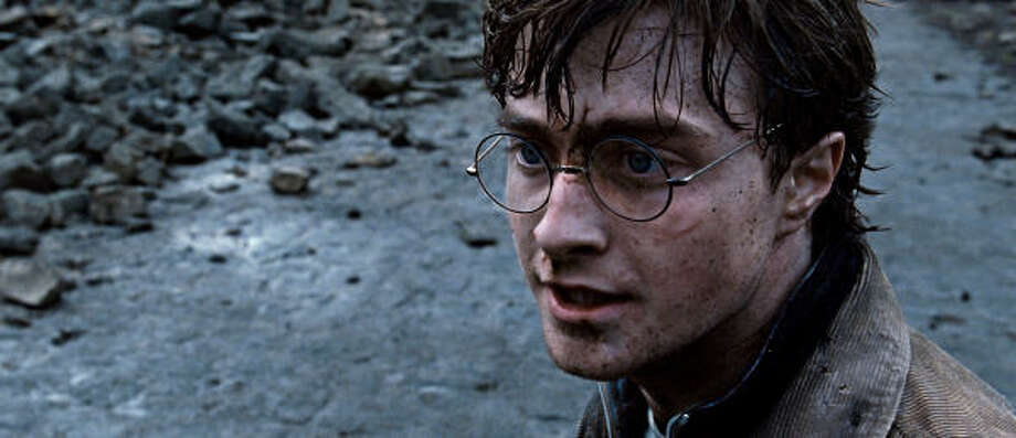 Daniel Radcliffe as Harry Potter Photo: Warner Bros. Pictures