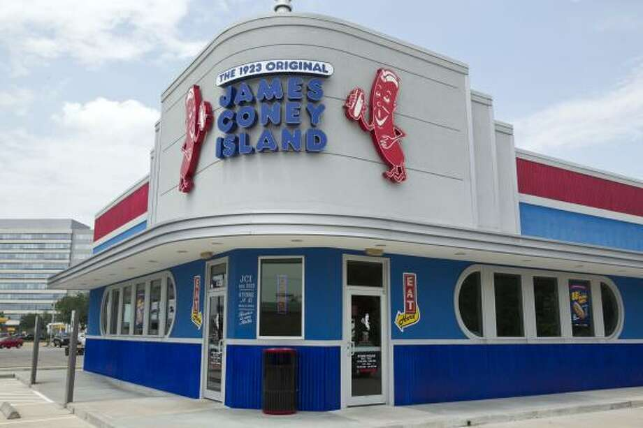 James Coney Island, such as this one at Beltway 8 and Clay Road, is adding hamburgers to its menu. Photo: James Nielsen, Houston Chronicle