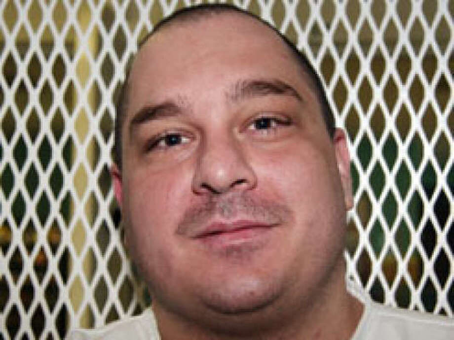 Lee Andrew Taylor is only the second white convict sent to death row for the slaying of a black person. Photo: Michael Graczyk, Associated Press
