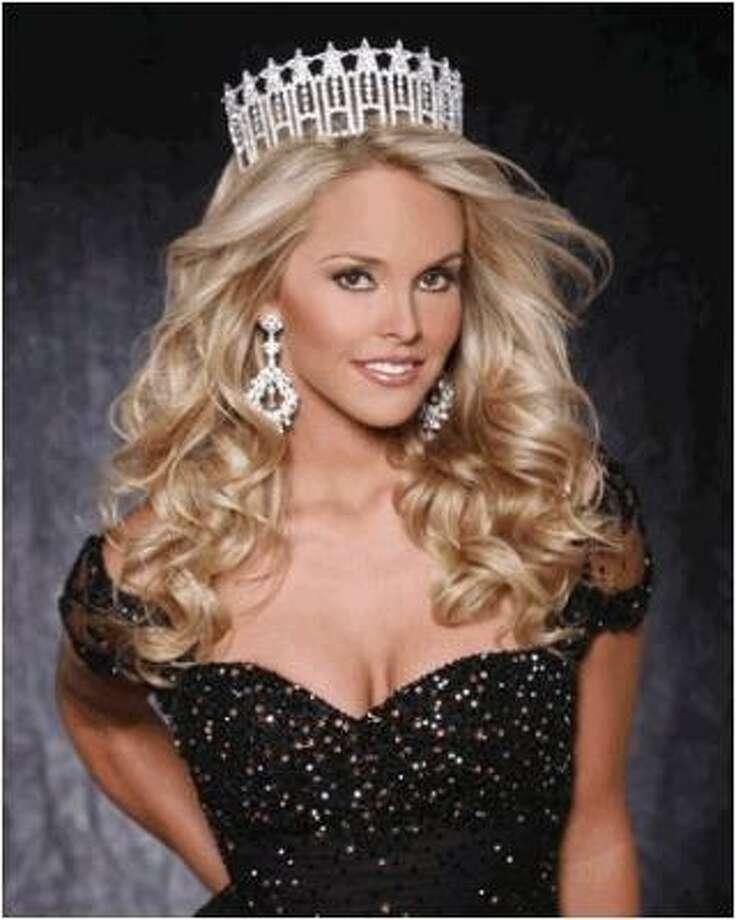 Former Miss Texas USA Brooke Daniels