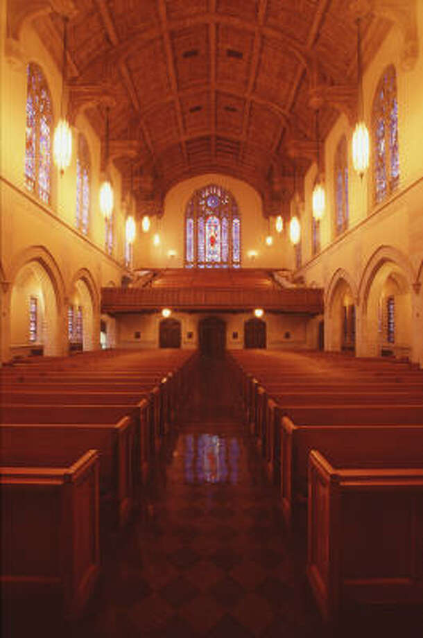 Area Churches Provide Majestic Venues For Traditional