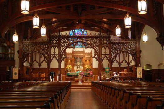 Area Churches Provide Majestic Venues For Traditional