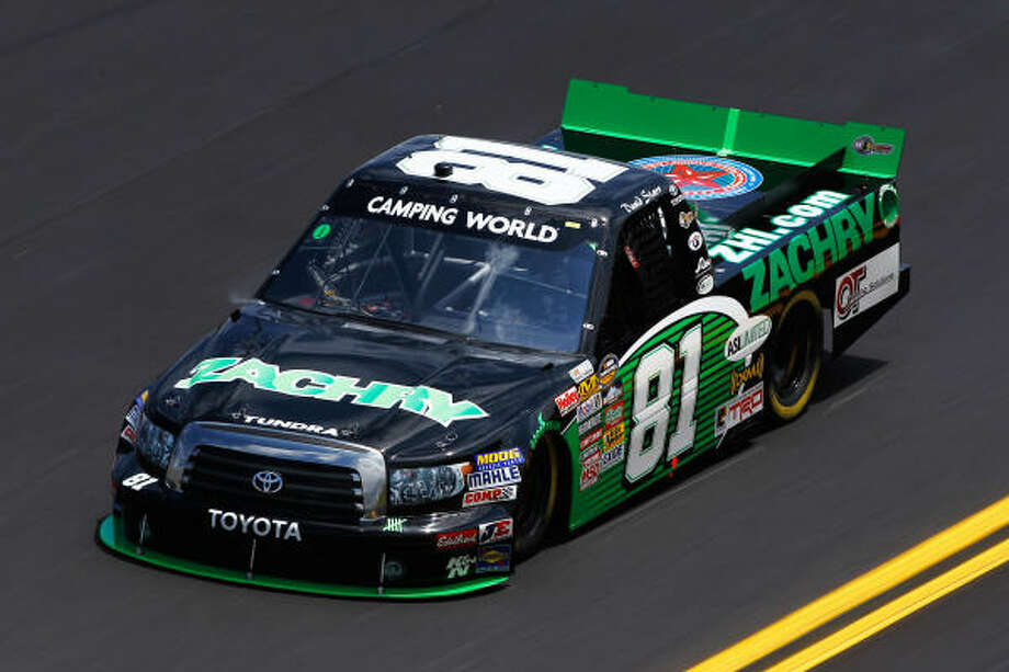 David Starr and the No. 81 SS Green Light Racing team has a streak of