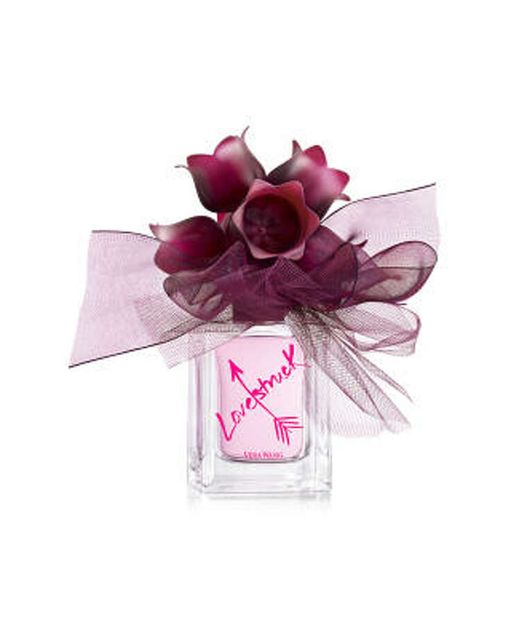 Lovestruck is the new fragrance from designer Vera Wang. Photo: Vera Wang