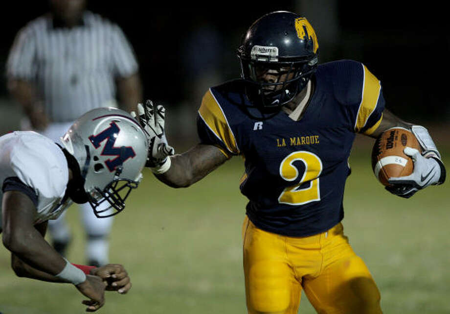 Tim Wright rushed for more than 2,000 yards and 24 touchdowns last season. Photo: Thomas B. Shea, For The Chronicle