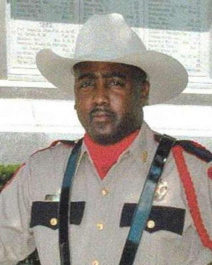 Corporal Eric Davis, Harric County Constable's Office, Pct. 4 Photo: Pct. 4
