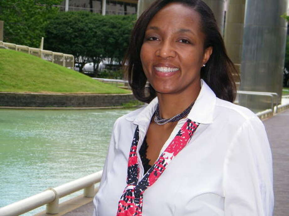 Yvonne W. Forrest, of the water department, says system pressure remains a concern. Photo: City Of Houston