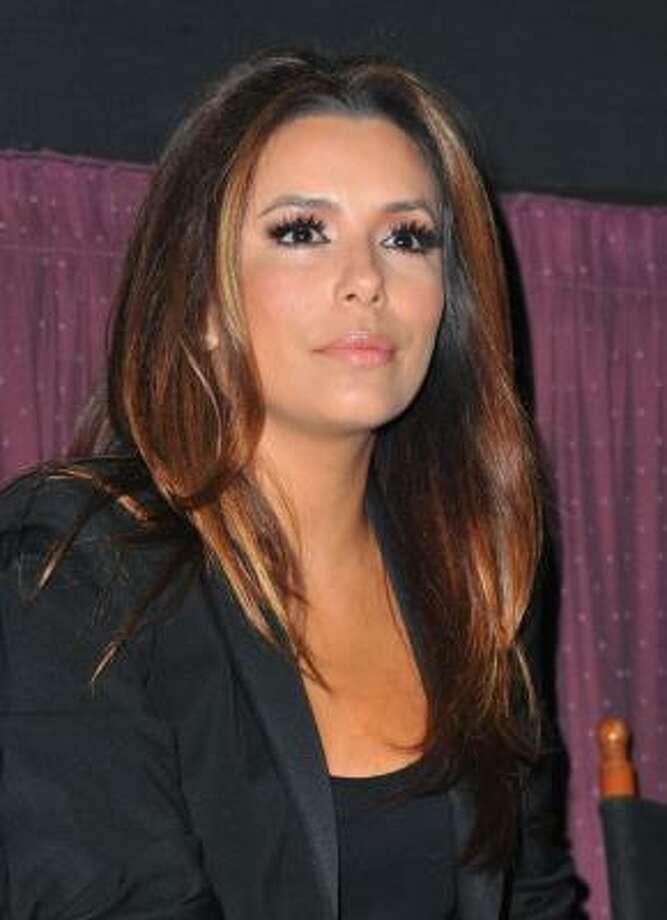 Actress Eva Longoria (Chronicle file) Photo: Alberto E. Rodriguez:, Getty