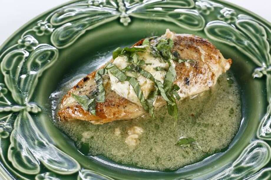 """Chicken """"Bryan"""" Texas Photo: Michael Paulsen :, Chronicle"""