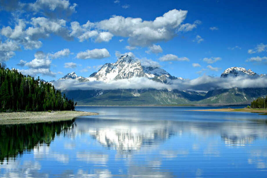 Lake Jackson, Grand Teton National Park, Wyoming Photo: Planet Earth Photography