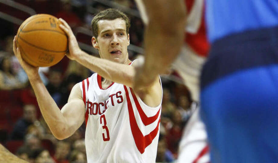 Goran Dragic will earn $2.1 million in the final season of his contract. Photo: Michael Paulsen, Chronicle
