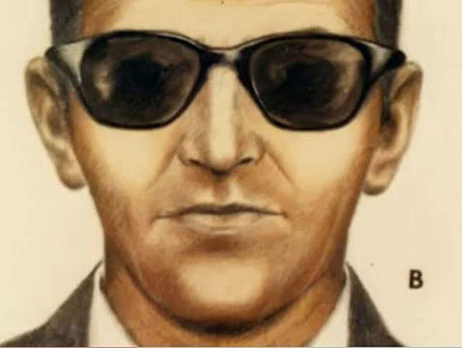 This unidentified man is suspected to be the hijacker known as D.B. Cooper, who hijacked a plane in 1971 and parachuted away. Photo: FBI