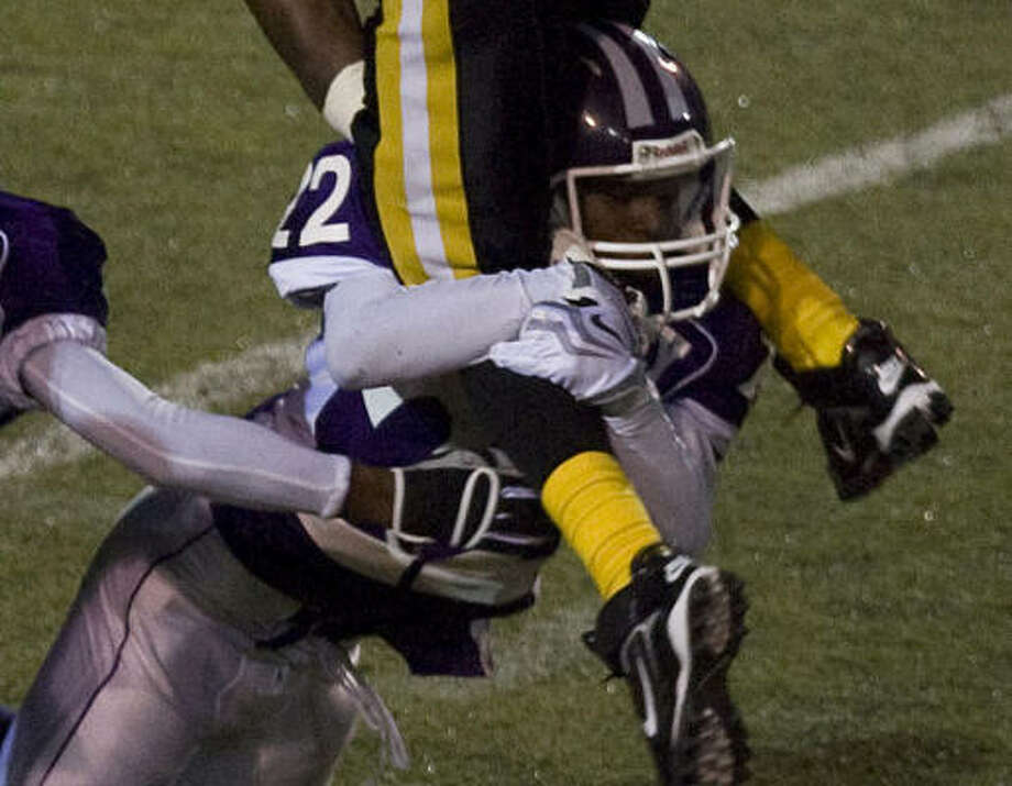 Wheatley's Nehemiah Adams exploded for 18 touchdowns and 868 yards last season. Photo: James Nielsen, Chronicle