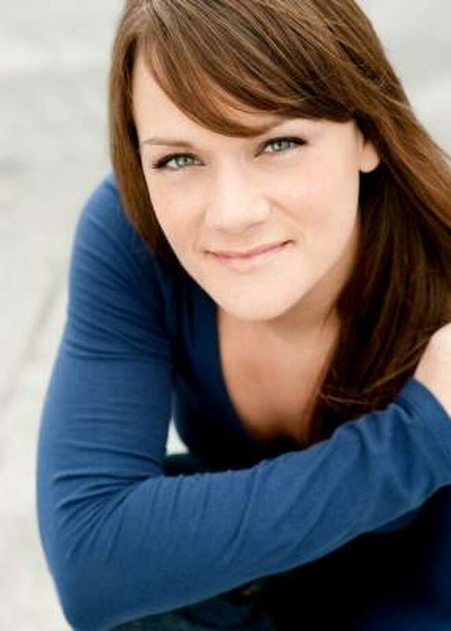 Brooke Wilson will sing in Urban Cowboy: The Musical at Miller Outdoor Theatre. Photo: Courtesy Photo