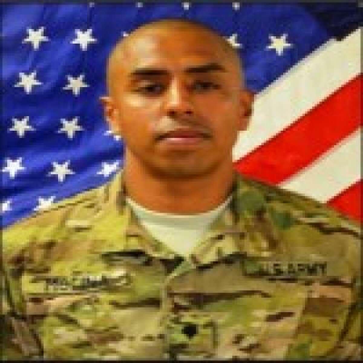 Jacob Molina, de 27 años, murió víctima de una bomba en la provincia de Kunar, en Afganistán.