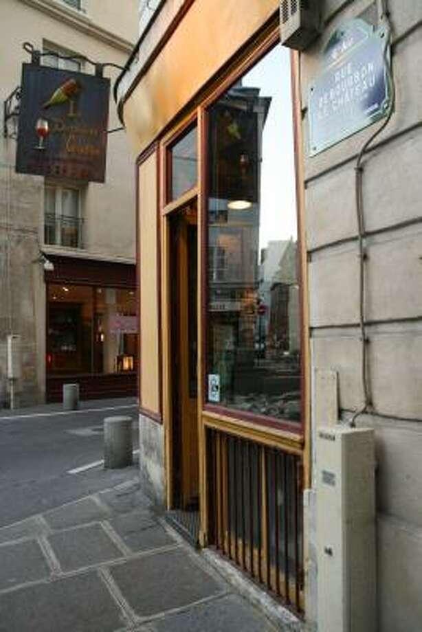 La Dernière Goutte, Paris, France Photo: PHOTO COURTESY JUAN SANCHEZ