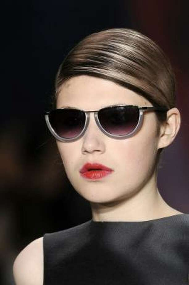 Designer Cynthia Rowley has designed a variety of sunglasses styles to complement her fashions. Photo: Cynthia Rowley