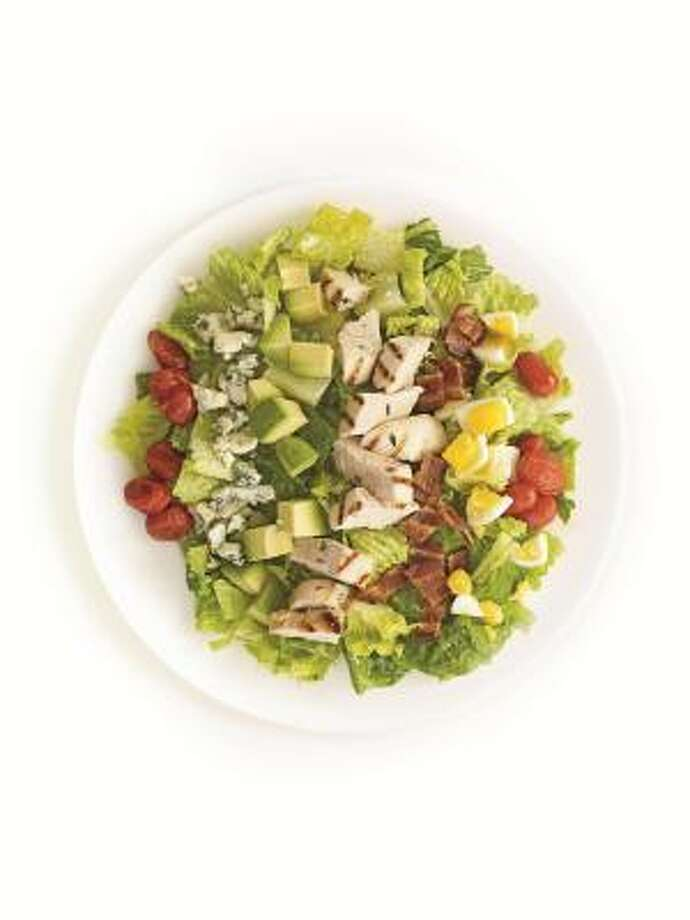 The classic Cobb Salad was invented at Hollywood's Brown Derby Restaurant in the 1920s or 1930s. Photo: FILE PHOTO