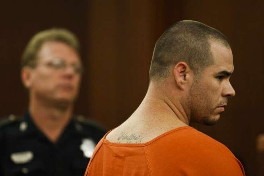 James David Clarke appears in court. Photo: Eric Kayne, For The Chronicle