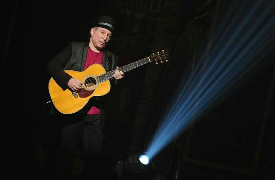 Musician Paul Simon, who's closing in on 70 this year, takes a reflective tone on his new album, So Beautiful or So What, that suggests he knows his journey on Earth is closer to an end than a beginning. Photo: Jason Kempin :, Getty Images