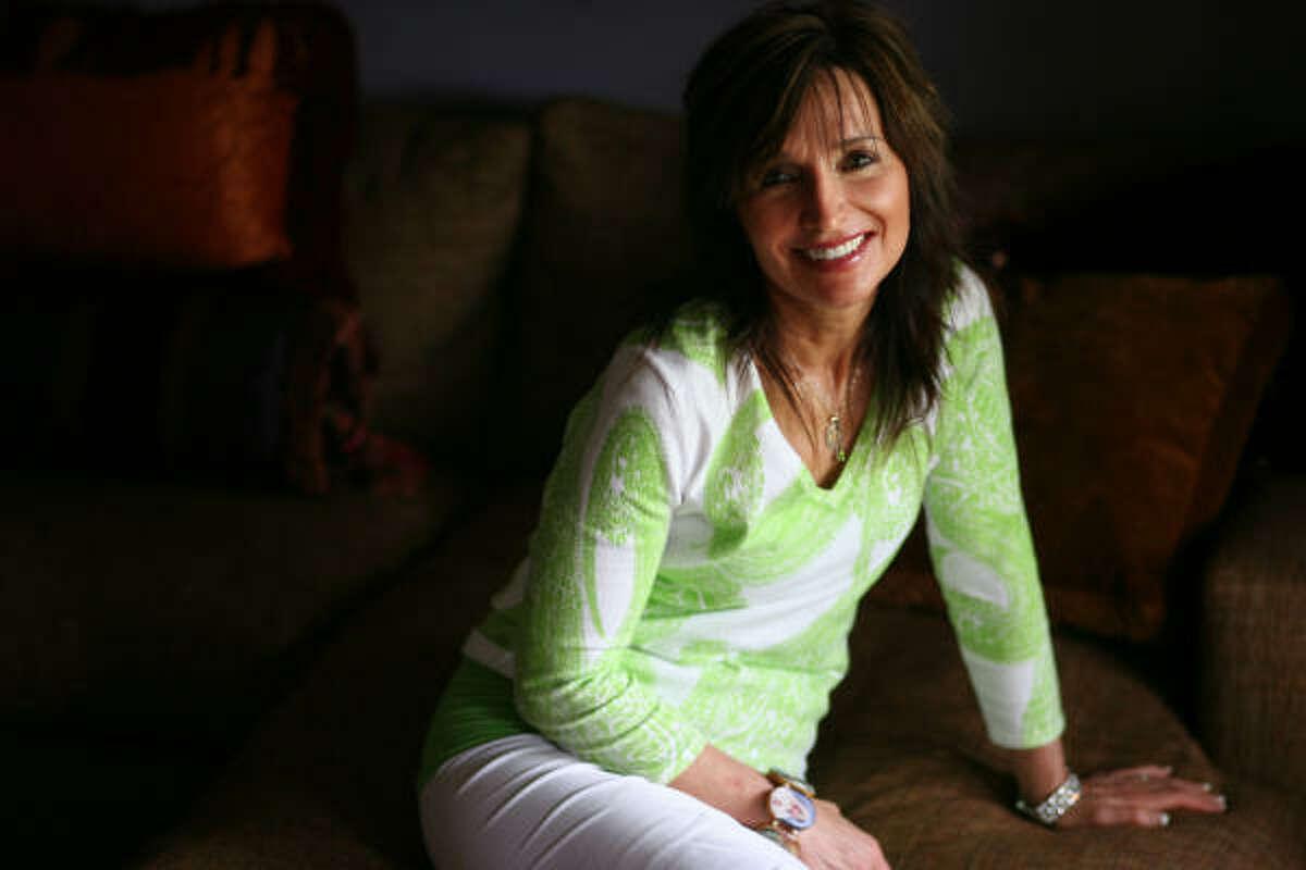 Houston therapist Mary Jo Rapini will talk about her near-death experience tonight on Primetime Nightline: Beyond Belief.