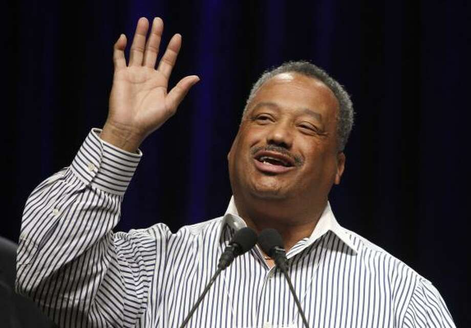 Rev. Fred Luter Photo: Ross D. Franklin, Associated Press