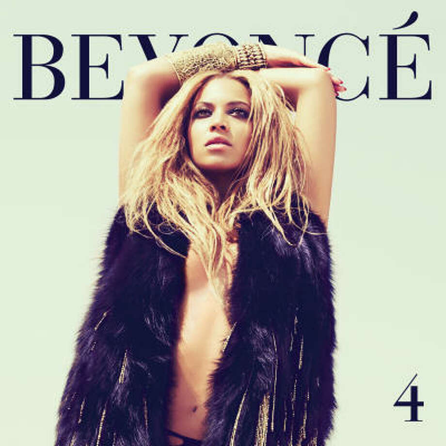 Beyoncé is releasing 4 on Tuesday. Photo: Columbia Records