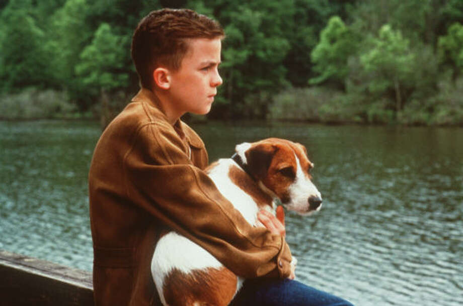 Frankie Muniz stars in My Dog Skip, a family favorite about a lonely boy and the little dog that changes his life. Photo: Jeanne L. Bulliard, MDS Production