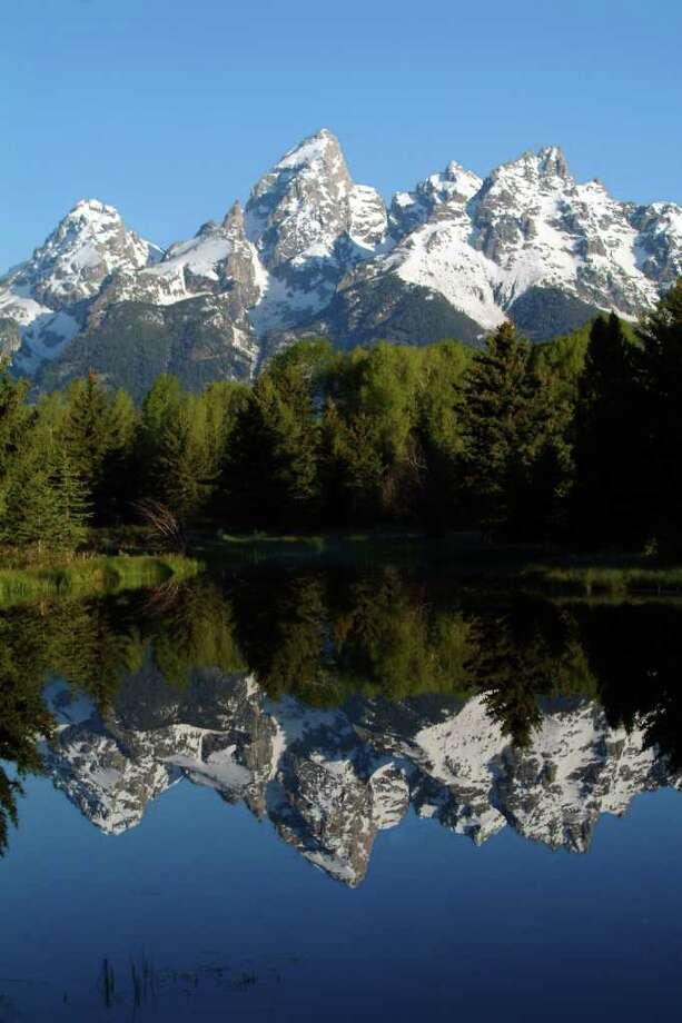 Grand Teton National Park is one of Wyoming's true gems.  Photo: Craig Mellish, HO / Florentine Films and WETA