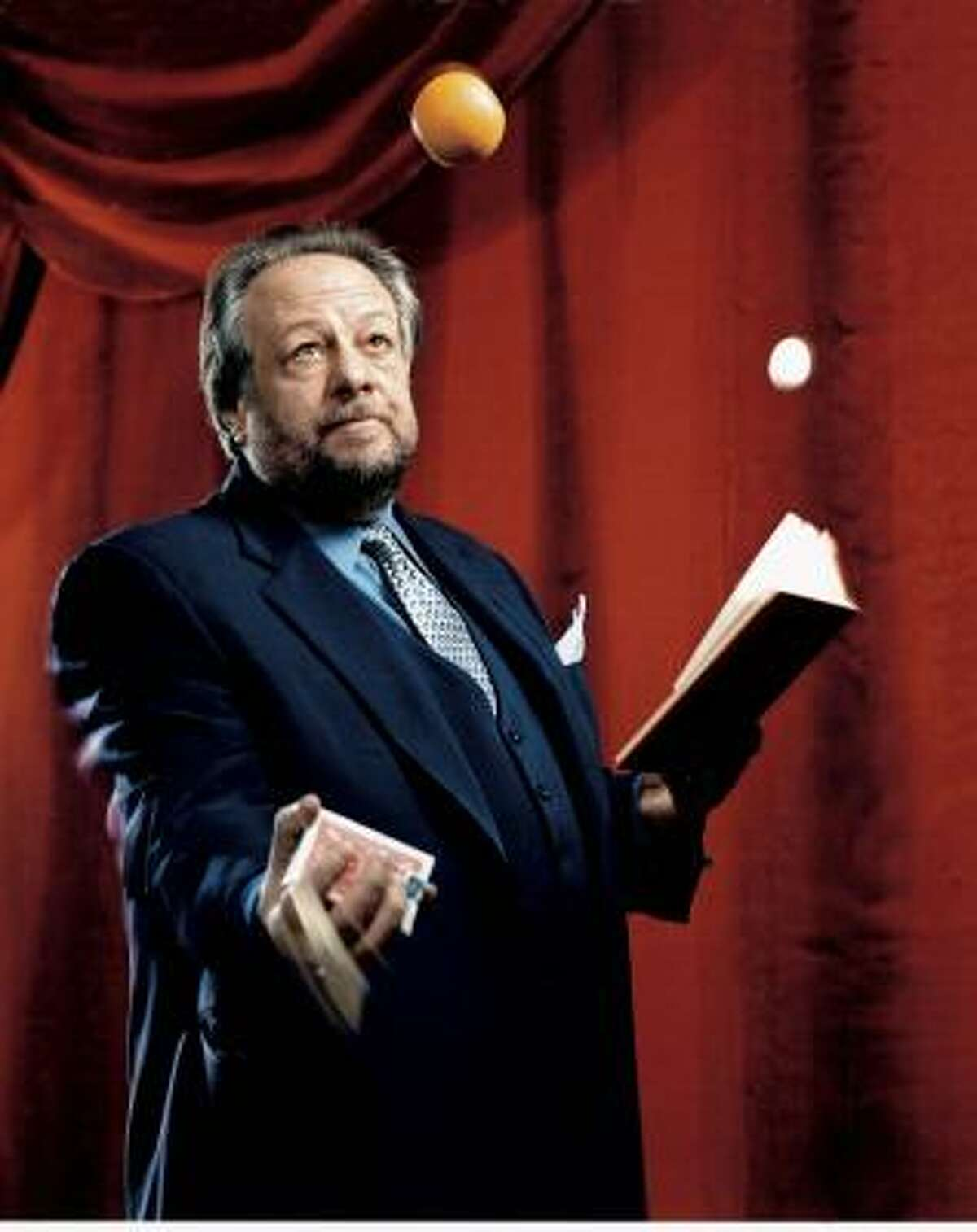 Ricky Jay is perhaps the world's greatest sleight-of-hand artist as well as a leading scholar of prestidigitation and illusion.