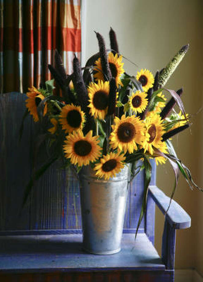 Let The Sun Shine With Sunflower Arrangements Houston