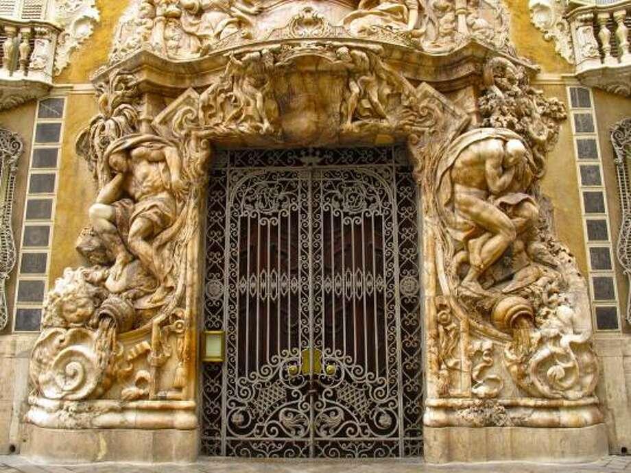 Palacio de Marques de Dos Aguas in Valencia, Spain. Photo: Amy Laughinghouse