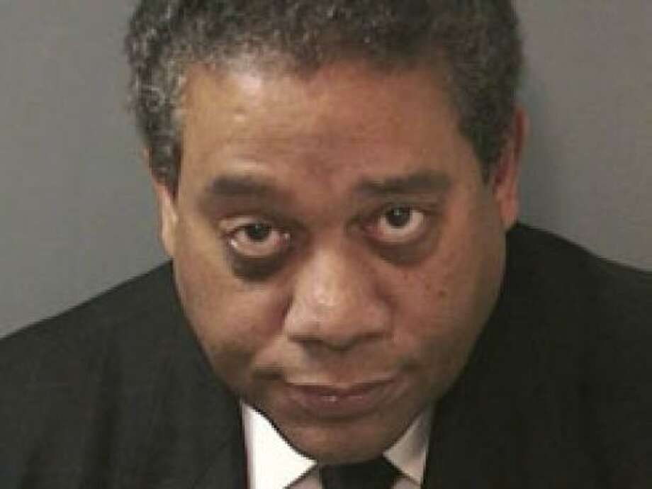 The FBI is investigating former Harris County finance chief Edwin Harrison. Photo: Harris County Sheriff