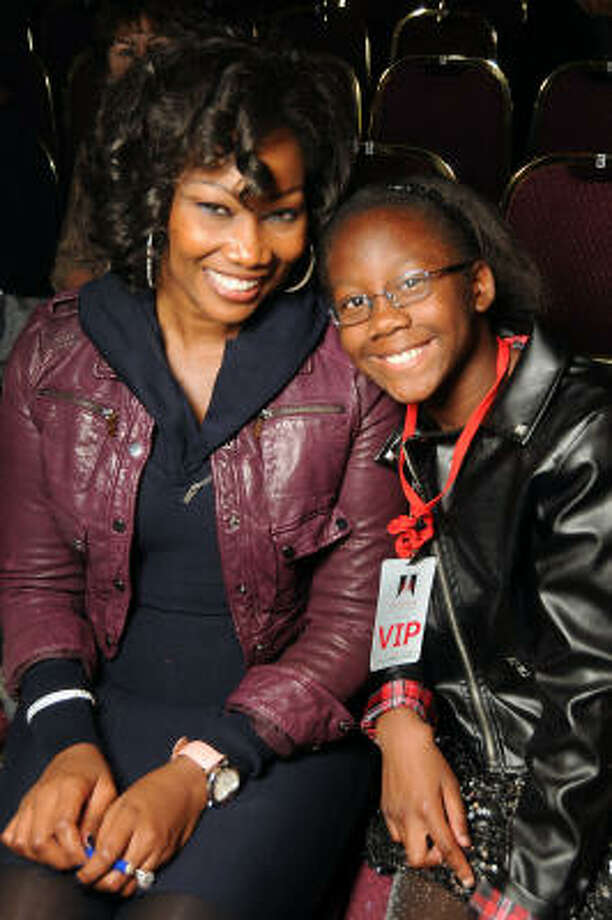 Yolanda Adams and her daughter, Taylor Crawford Photo: Dave Rossman, For The Chronicle